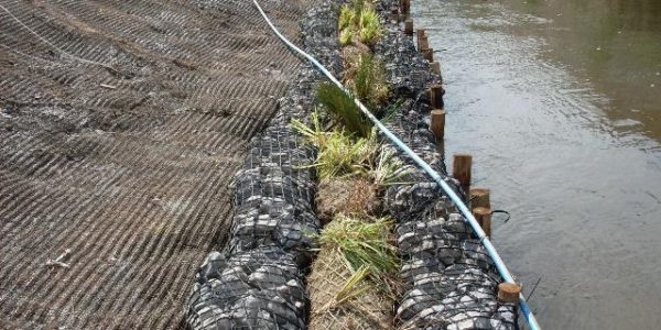 Rock Rolls and Coir Rolls at Stourport